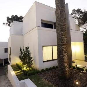 Fachada Residencia Unifamiliar Vinicius 10