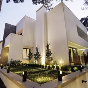 Fachada Residencia Unifamiliar Vinicius 11