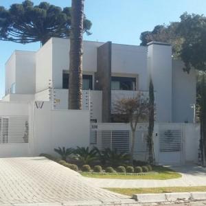 Fachada Residencia Unifamiliar Vinicius