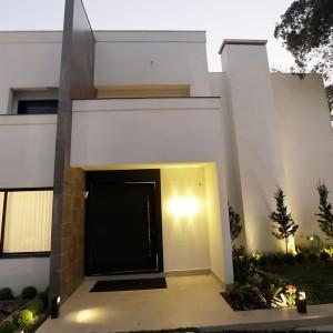 Fachada Residencia Unifamiliar Vinicius 9
