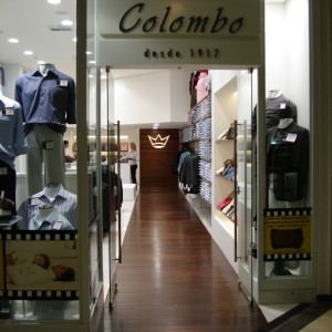 Loja Colombo: Shopping Palladium