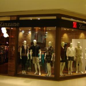 Loja Zinzane: Shopping Palladium