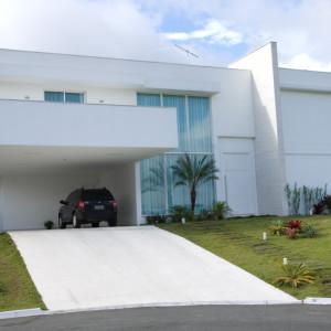 Residência Unifamiliar | Condomínio West Side III, Campo Comprido, Curitiba – 620m² construídos
